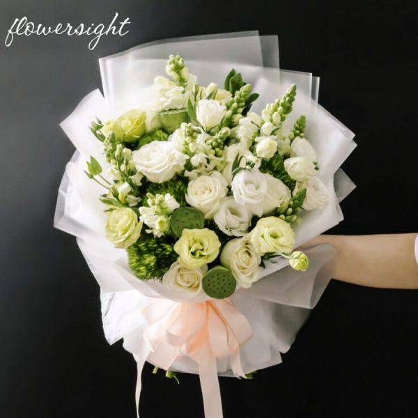 shop hoa tươi đẹp