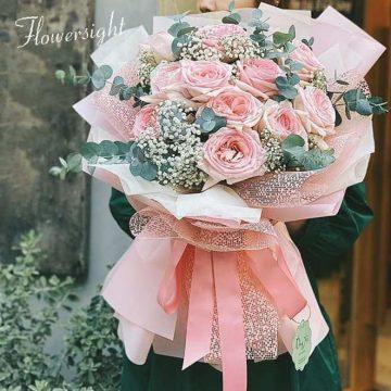 shop hoa tươi giá rẻ tphcm