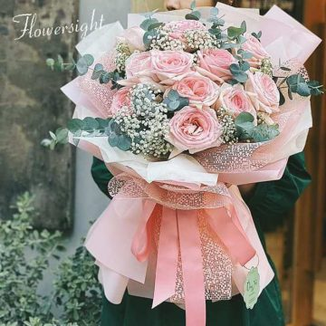 Shop hoa tươi giá rẻ TPHCM – Hương hoa hồng