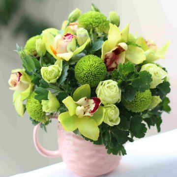 Cửa hàng hoa Tươi – C05