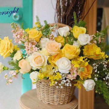 Shop hoa hồ chí Minh
