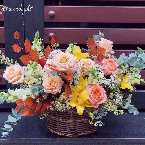 Cửa hàng hoa gần đây