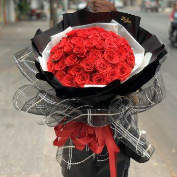 bó hoa tặng sinh nhật đẹp nhất 1