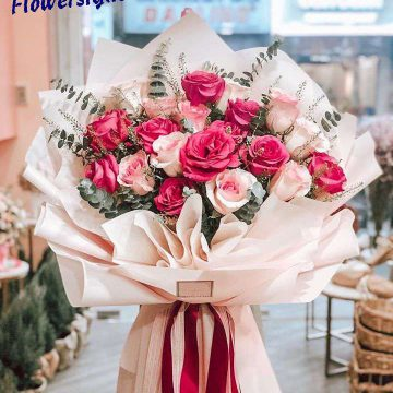 Shop hoa tươi Gần nhất