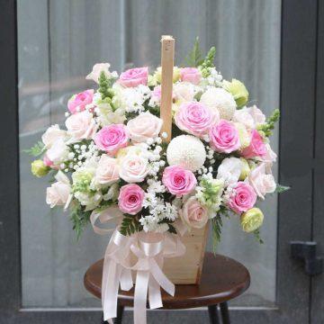 những giỏ hoa chúc mừng sinh nhật đẹp nhất e1584036346830
