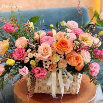 Cửa hàng hoa – GH02