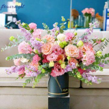 shop hoa tươi đẹp ở tphcm