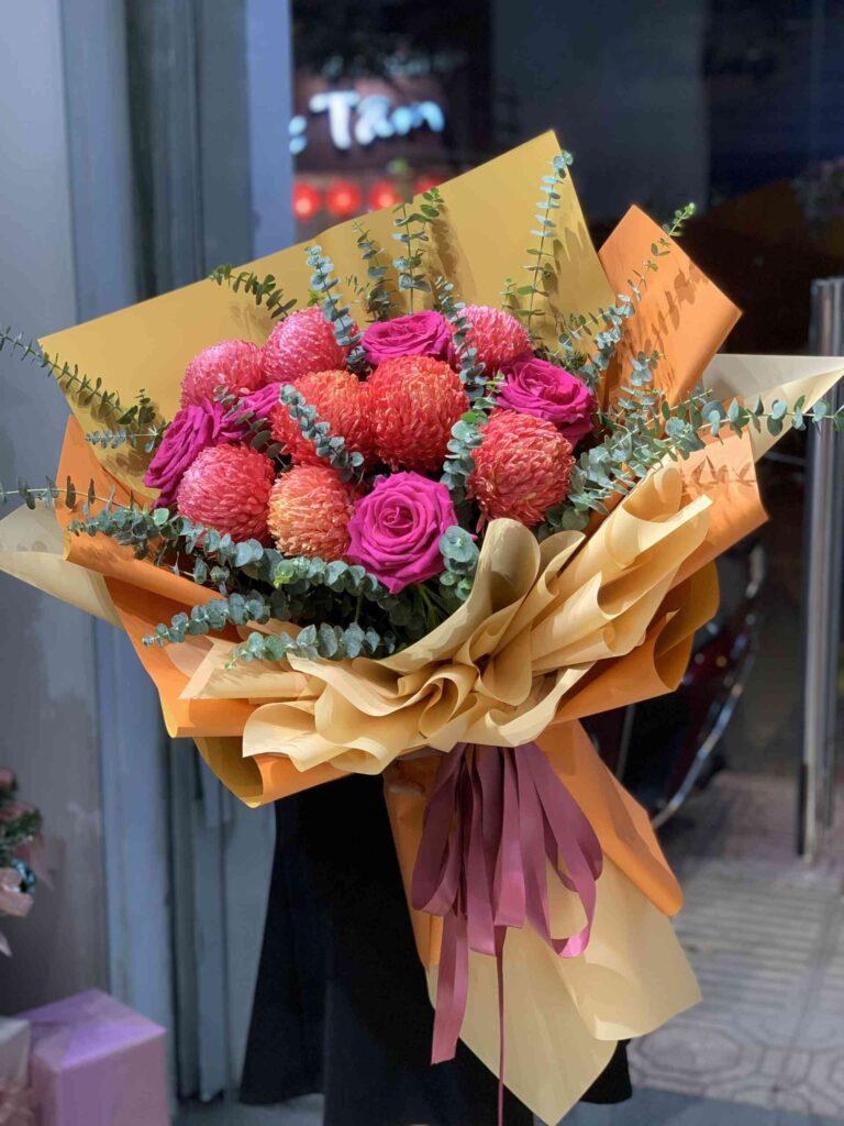 Bảo quản bỏ hoa tươi giá rẻ